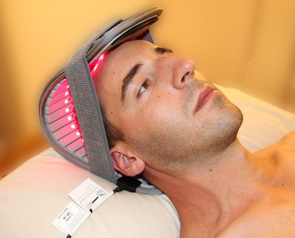 """i-LED """"RED (FRA-infrared) domineret"""" Luxus-lysterapi-bælte til mennesker og dyr"""