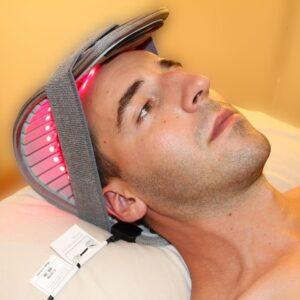 hårvækst migræne stress nakkesmerter øget hår